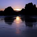 Big Sur Sunset by Pierre Leclerc Photography