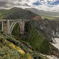 Big Sur's Bixby Bridge by Susan Rissi Tregoning