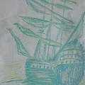 Big Tall Sail by Myrtle Joy