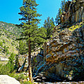 Big Thompson Canyon Pre Flood Moment 2 by Robert Meyers-Lussier