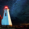 Big Tub Lighthouse by Tracy Munson