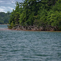 Big Water On Lake Hartwell by Dale Powell