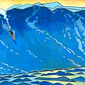 Big Wave by Douglas Simonson