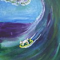 Big Wave by Nancy Suiter