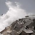Big Waves IIi by Rafa Rivas