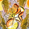 Bike And The City by Leon Zernitsky