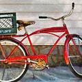 Bike - Delivery Bike by Mike Savad
