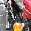 Bike Parts 07 by Attila Jacob Ferenczi