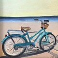 Bike Path by Shannon Celia