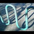 Bike Rack by Tamara Kulish