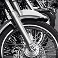 bike Riders  by Joe Zahra