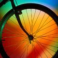 Bike Silhouette by Garry Gay