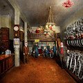 Bike - Store - Haverford Cycles 1919 by Mike Savad