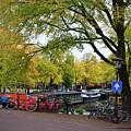 Bike To Boat by Jost Houk
