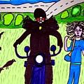Biker Daddy by Betty J Roberts