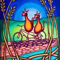 Biker Kats by Laurie Tietjen