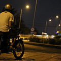 Biker by Tin Tran