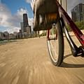Biking Chicagos Lakefront by Steve Gadomski