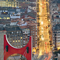 Bilbao Street by Rafa Rivas