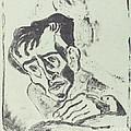 Bildnis Dr. Gr. by Walter Gramatt?