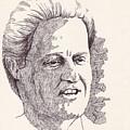 Bill Clinton by Amarjeet Malik