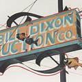 Bill Dixon Auction by Van Cordle