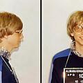 Bill Gates Post Impressionist Mugshot by Daniel Hagerman