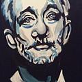 Bill Murray by Lori Teich