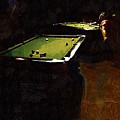 Billiards Ballet by RC DeWinter