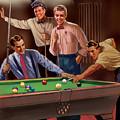 Billiards by Lash Larue