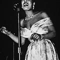 Billie Holiday by American School