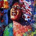 Billie Holiday Live by Debra Hurd