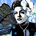 Billie Holiday by Saundra Myles