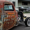 Bill's Rat Rod by Perry Webster