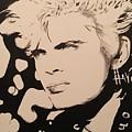 Billy Idol by Luke Glasscock
