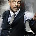 Billy Joel by Melanie D