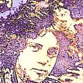 Billy Joel Pop Art by Joh Malone