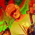 Billy Kreutzmann by Jesse Ciazza