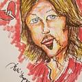 Billy Ray Cyrus by Geraldine Myszenski