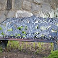 Biltmore Bench by Allen Nice-Webb
