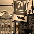 Binghampton New York - Frankie's Tavern by Frank Romeo