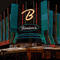 Binions Vegas by David Lee Thompson