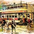 Binns Tram 1 by John Lynch