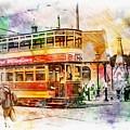 Binns Tram 2 by John Lynch