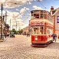 Binns Tram 5 by John Lynch