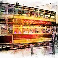 Binns Tram 8 by John Lynch