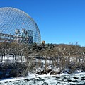 Biosphere - Montreal by Cristina Stefan