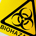 Biohazard Symbol by Tim Vernon, Nhs Trust