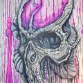 Bioskull1 by Michael Doyle