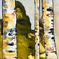 Birch 1 by Heather Lovat-Fraser